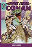 img - for Savage Sword of Conan Volume 10 book / textbook / text book