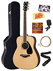 Adding value to your purchase, Austin Bazaar bundles your instrument with necessary accessories. Everything you need to start playing immediately comes in one box. Save yourself the hassle and save some money while you're at it. A hard case i...