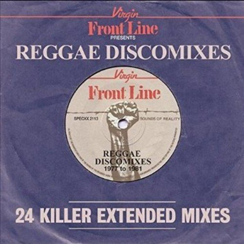 Price comparison product image Front Line Presents Reggae Discomixes -  Various Artists