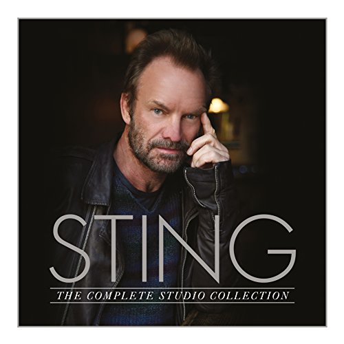 Vinilo : Sting - The Complete Studio Collection (Boxed Set, 16 Disc)