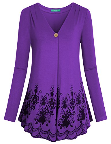 Purple Ladies Shirt - 5