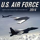 U.S. Air Force 2014: 16 Month Calendar - September 2013 through December 2014