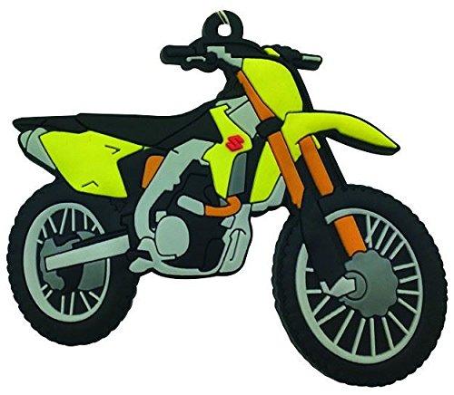 Llavero de goma Suzuki Rmz450: Amazon.es: Coche y moto