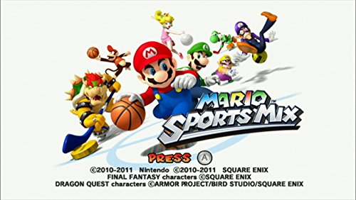 Mario Sports Mix - Wii U [Digital Code] by Nintendo
