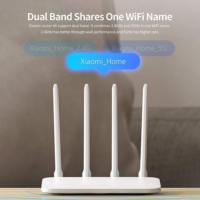Xiaomi Router 4A WiFi inalámbrico 2.4GHz 5GHz Banda Dual ...