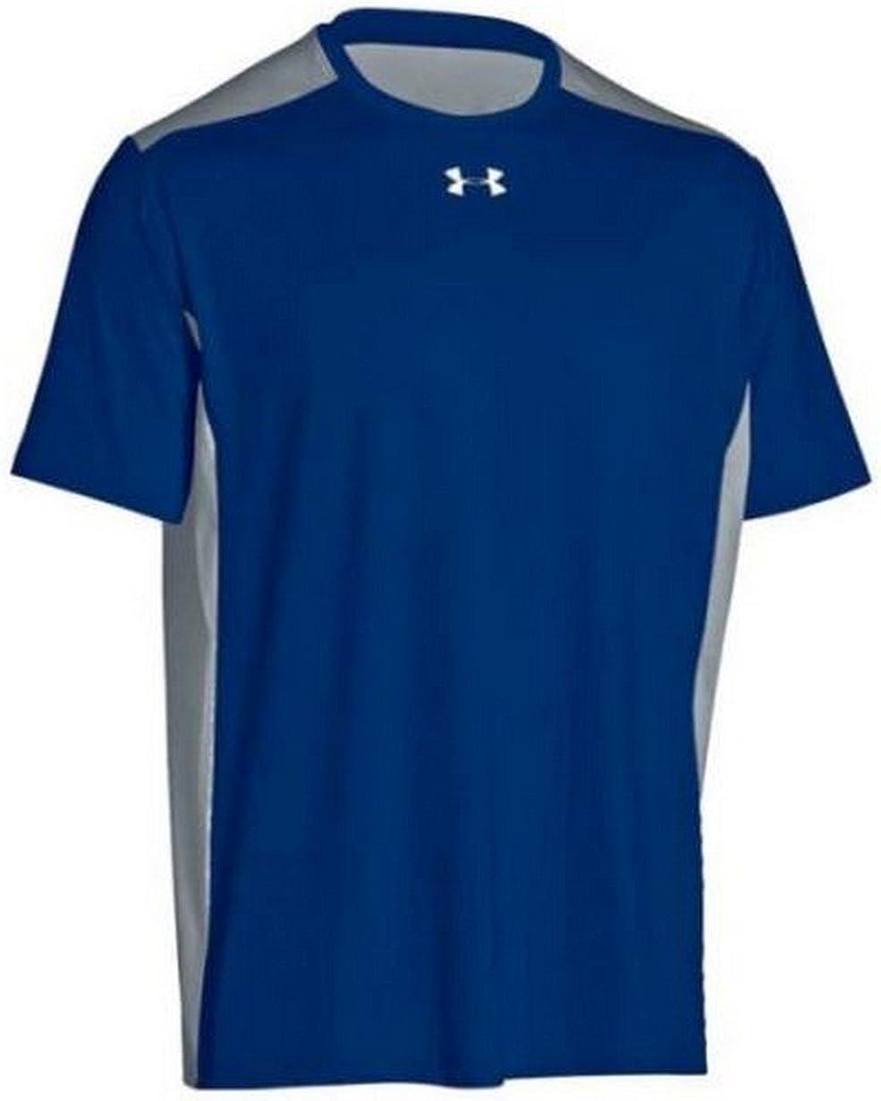 Under Armour Mens Short Sleeve Team Raid T-Shirt