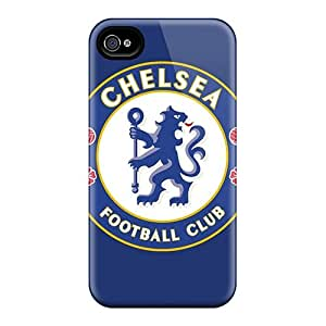 Iphone 4/4s THK6837ybdF Custom Fashion Chelsea Fc Pictures Great Hard Phone Cases -JasonPelletier