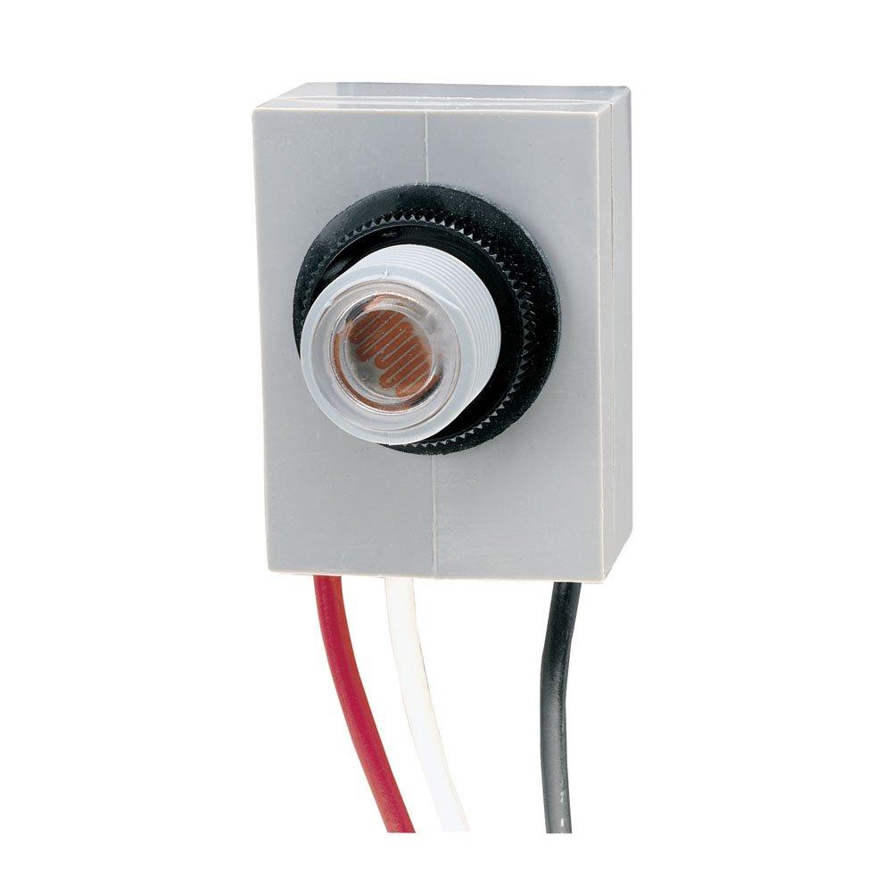 westek photocell wiring diagram westek image intermatic k4021c 120 volt fixed position photocontrol dusk to on westek photocell wiring diagram