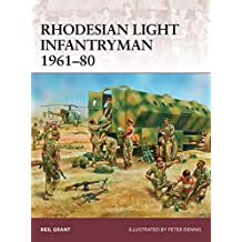 Rhodesian Light Infantryman 1961–80 (Warrior)