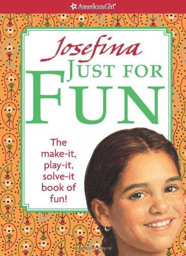 Download Josefina Just for Fun (American Girl Library) pdf epub