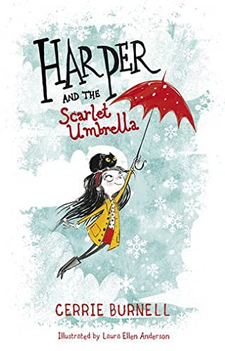 book cover of Harper and the Scarlet Umbrella