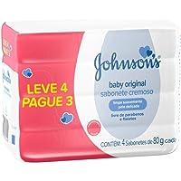 Sabonete em Barra Baby 80G, Johnson'S Baby, Johnson'S Baby