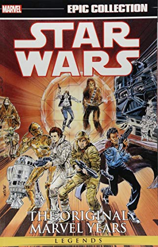 Star Wars Legends Epic Collection: The Original Marvel Years Vol. 3 (Epic Collection: Star Wars Legends: The Original Marvel Years) (Star Wars Omnibus Marvel Years)