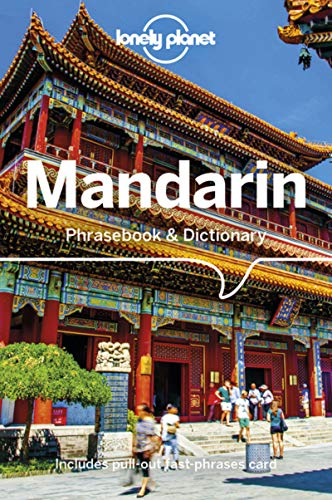 Lonely Planet Mandarin Phrasebook & Dictionary...
