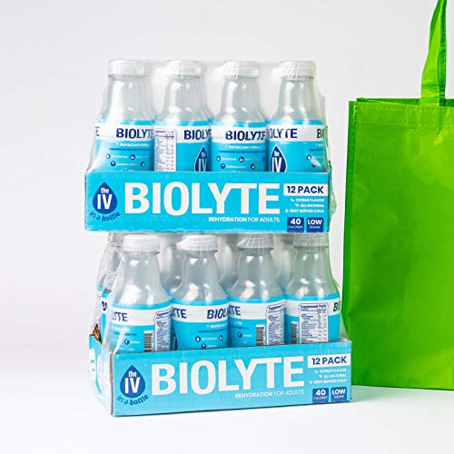 BIOLYTE 12-Pack (Best Canned Food For Humans)