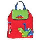 Stephen Joseph Boys Quilted Dinosaur Backpack – Toddler Preschool Bags Review