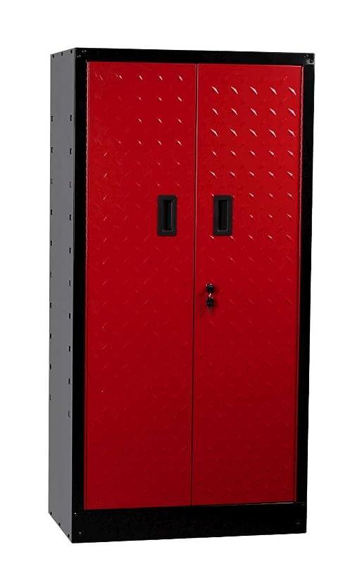 Hilka GTC2DR Garage Tall Cabinet: Amazon.co.uk: DIY & Tools