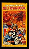 img - for The First Official NFL Trivia Book book / textbook / text book