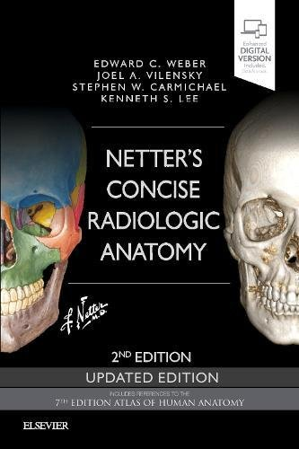Netter's Concise Radiologic Anatomy Updated Edition, 2e (Netter Basic Science)