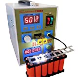 51iToL7MiDL. SL160  - 220V 788H with LED Dual Pulse Spot Welder Welding Machine Power Tool Battery Charger