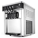 Mophorn Commercial Soft Ice Cream Machine...