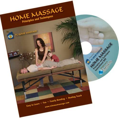 TC Home Massage DVD – Reduce Stress, Strengthen Your Immune System & Bond with Your Partner & Family incl. Baby Massage (50min)