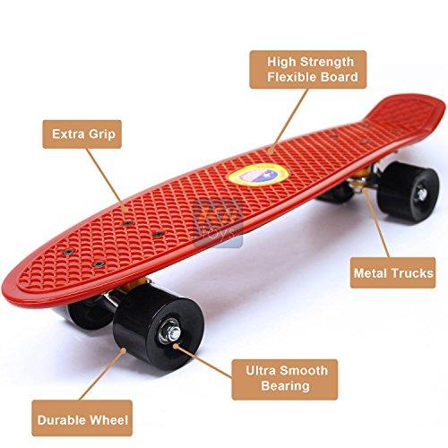 Ultra Light Skateboard Deck in US - 8