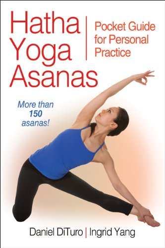 Download Hatha Yoga Asanas Pocket Guide For Personal Practice Book Pdf