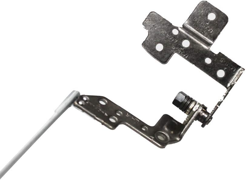 S-Union LCD Back Cover Left and Right Laptop Hinges Set for Acer Aspire 5 A515-51 A515-51G Series