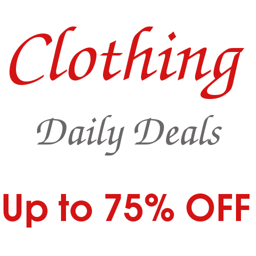 Men's clothing daily deals