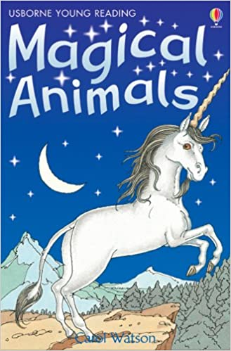 amazon magical animals young reading cd pack carol watson