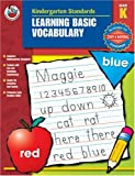 Learning Basic Vocabulary, Carson-Dellosa Publishing Staff, 0768228107