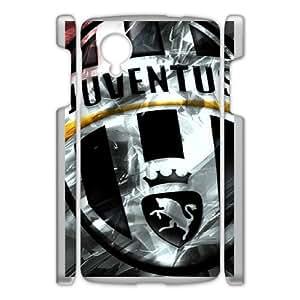 DIY phone case Juventus skin cover For Google Nexus 5 SQ881875