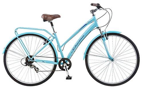 Best of Schwinn Network 2.0 700c Women's 16 Hybrid Bike, 16-Inch/Small, Blue