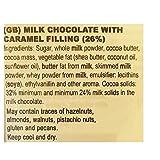 Swedish Dalecarlia Dala Horse Milk Chocolate Filled