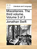 Miscellanies The, Jonathan Swift, 1170733212