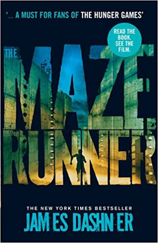 Image result for maze runner front cover story