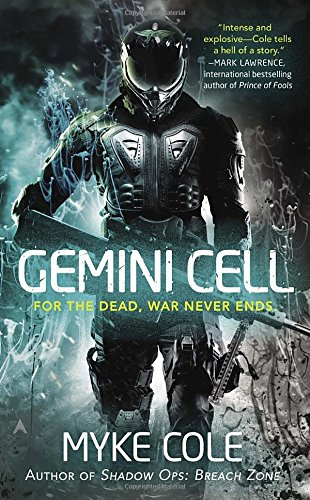 book cover of Gemini Cell