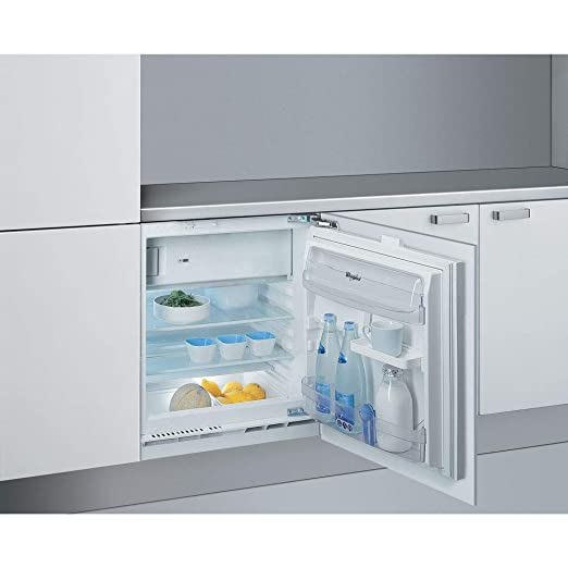 Whirlpool ARG913A Integrado 129L A+ Blanco - Nevera combi ...