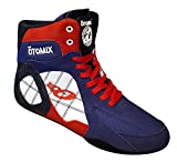 Otomix Ninja Warrior Stingray Bodybuilding Combat Shoe Female Red White & Blue (8)