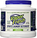 Vapor Fresh Laundry Detergent Powder, HE-safe, Free & Clear, No Scent, 5 lb