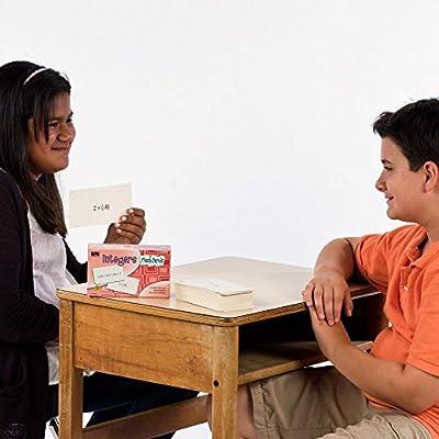 EAI Education Integers Flash Cards: Toys & Games