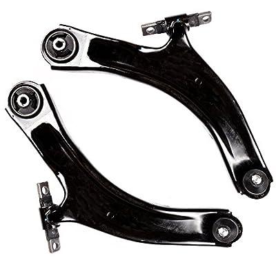 SCITOO 2pcs Suspension Kit 2 Lower Control Arm fit NISSAN ROGUE 2008-2013 NISSAN ROGUE SELECT 2014-2015 MS30194 K621453 K621452: Automotive
