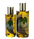 Organic Fountain Pimento Oil for pain relief massage and reflexology therapy 2-pack