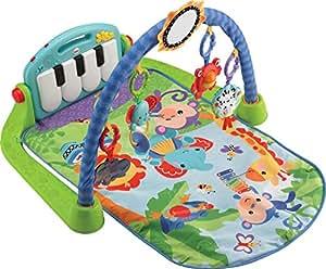 Fisher Price - Mattel Bmh49 Piyanolu Jimnastik Merkezi