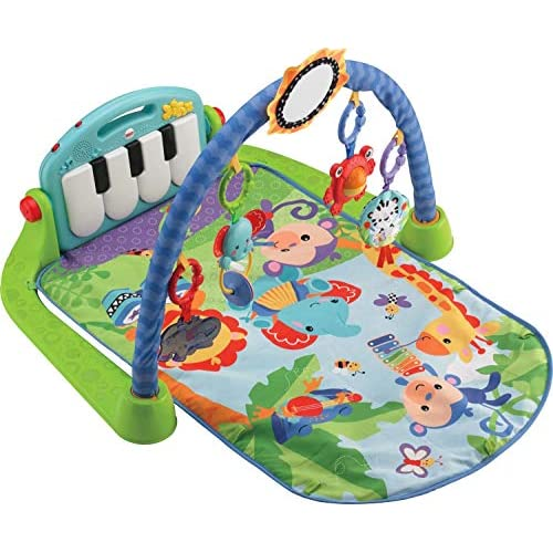 Fisher-Price Kick 'n Play Piano Gym