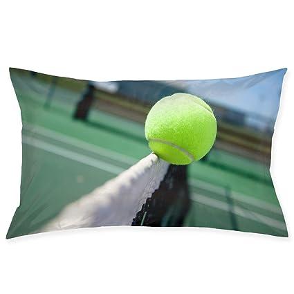 Amazon.com: Reteone Fantastic Tennis Funny Pattern ...