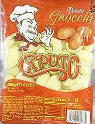 17.6oz Caputo Potato Gnocchi Italy (Pack of 1)