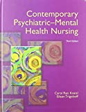 Contemporary Psychiatric-Mental Health Nursing with DSM-5 Transition Guide, Kneisl, Carol R. and Trigoboff, Eileen, 0133581608