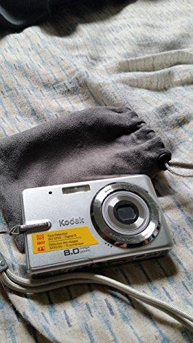 Kodak EasyShare M883 8MP 3x Optical/5x Digital Zoom HD Camera (Silver)